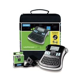Beschriftungsgerät LabelManager 210 D inkl.Koffer,Netzteil,Schriftband D1-Bänder -12mm Dymo S0964070 Produktbild
