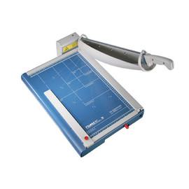 Schneidemaschine mit Hebel Schnittlänge 460mm, Schnitthöhe 3,5mm blau Dahle 00867 Produktbild