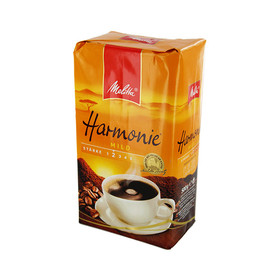 Kaffee Melitta Cafe Harmonie gemahlen naturmild (PACK=500 GRAMM) Produktbild