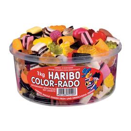 Fruchtgummi Color-Rado Haribo 57389 (DS=1 KILOGRAMM) Produktbild