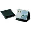 Tisch-Flipchart DURASTAR A4 quer mit 10 Hüllen basaltgrau kunststoff Durable 8567-39 Produktbild Additional View 1 S