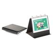 Tisch-Flipchart ECONOMY A4 quer mit 10 Hüllen anthrazit/grau kunststoff Durable 8574-57 Produktbild