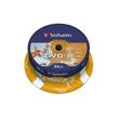 DVD-R printable 16fach Spindel 4,7GB Verbatim 43538 (ST=25 STÜCK) Produktbild