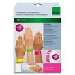 Eventbänder mit Etiketten 26cm neonpink besonders weiches Material Sigel EB210 (PACK=120 STÜCK) Produktbild