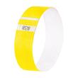 Eventbänder mit Etiketten 26cm neongelb besonders weiches Material Sigel EB213 (PACK=120 STÜCK) Produktbild Additional View 1 S
