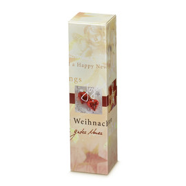 Geschenkverpackung Weihnachtsengel Für 1 Flasche Famulus 001161 Produktbild
