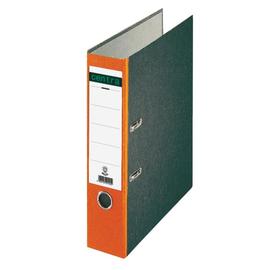 Ordner Standard A4 80mm orange Pappe Centra 220126 Produktbild