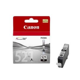 Tintenpatrone CLI-521BK für Canon Pixma IP3600/4600 9ml FOTOschwarz Canon 2933b001 Produktbild