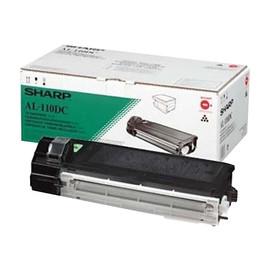 Toner für AL-1043/AL-1045/AL-1215/ AL-1255/AL-1340/AL-1540/AL-2020 5000Seiten schwarz Sharp AL-110DC Produktbild