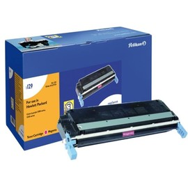 Toner Gr. 1129 (C9733A) für Color LaserJet 5500/5550 12000Seiten magenta Pelikan 627759 Produktbild