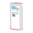 Tintenpatrone 70 für HP DesignJet Z2100/Z3200 130ml magenta hell HP C9455A Produktbild