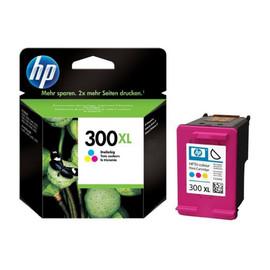 Tintenpatrone 300XL für HP DeskJet D1660/D2560/D2660/D5560 11ml farbig HP CC644EE Produktbild