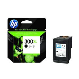 Tintenpatrone 300XL für HP DeskJet D1660/D2560/D2660/D5560 12ml schwarz HP CC641EE Produktbild
