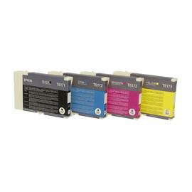 Tintenpatrone T6171 für Epson B500DN/B510DN 100ml schwarz Epson T617100 Produktbild