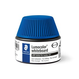 Whiteboardmarker-Nachfülltank für Lumocolor 351 20ml blau Staedtler 48851-3 Produktbild