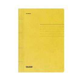 Schnellhefter A4 gelb Karton Falken 80000425 Produktbild