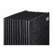 Pultordner 12 Fächer 1-12 A4 schwarz Hartpappe Pagna 24121-04 Produktbild Additional View 3 S