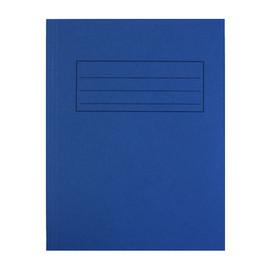 Jurismappe mit 3 Klappen A4 blau Karton Falken 80001316 Produktbild