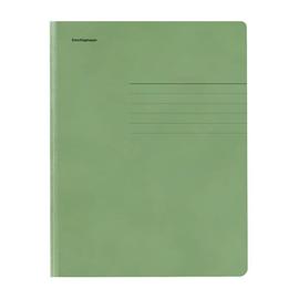 Jurismappe mit 3 Klappen A4 grün Karton Falken 80004161 Produktbild