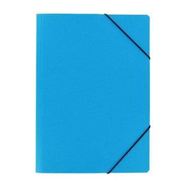 Eckspanner A4 blau Karton 11286473 Produktbild