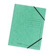 Eckspanner A4 grün Karton 11286499 Falken 11286499 Produktbild