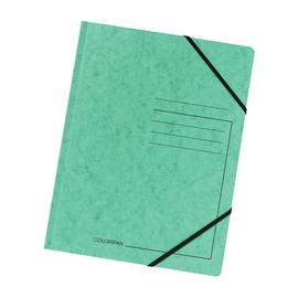 Eckspanner A4 grün Karton Falken 11286499 Produktbild