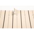 Trennblätter mit perforierten Taben A4 240x300mm gelb teilfarbig Karton 44063-05 (PACK=100 STÜCK) Produktbild Additional View 2 S