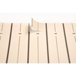 Trennblätter mit perforierten Taben A4 240x300mm rot teilfarbig Karton 44063-01 (PACK=100 STÜCK) Produktbild Additional View 2 S