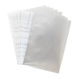 Prospekthüllen oben offen A4 60µ PP glasklar 100811345 (PACK=100 STÜCK) Produktbild