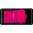 Haftmarker Z-Marker Film 25x45mm neonrot transparent Sigel HN480 (PACK=50 STÜCK) Produktbild Additional View 2 S