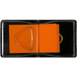 Haftmarker Z-Marker Film 25x45mm neonorange transparent Sigel HN483 (PACK=50 STÜCK) Produktbild Additional View 2 S