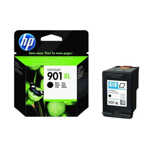 Tintenpatrone 901XL für HP OfficeJet J4524 14ml schwarz HP CC654AE Produktbild Front View L
