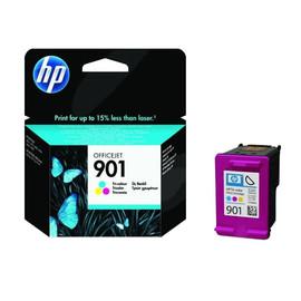Tintenpatrone 901 für HP OfficeJet J4524 9ml farbig HP CC656AE Produktbild