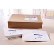 Versand-Etiketten Laser blickdicht 199,6x289,1mm auf A4 Bögen weiß Papier Zweckform L7167-100 (PACK=100 STÜCK) Produktbild Additional View 4 S