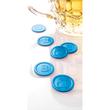 """Wertmarken """"Bier"""" Druck mit Motiv+B ø 25mm blau Kunststoff Sigel WM005 (PACK=100 STÜCK) Produktbild Additional View 3 S"""