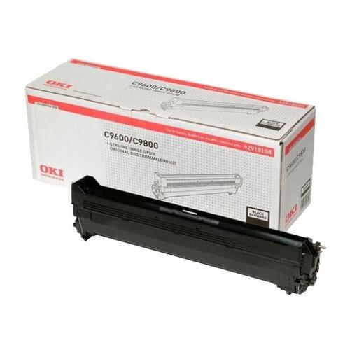 Trommel für C9600/C9650/C9800/C9850 30000Seiten schwarz OKI 42918108 Produktbild Front View L