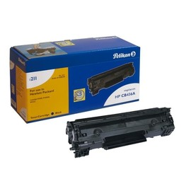 Toner Gr. 1211 (CB436A) für LaserJet M1120/1522/P1503 2000Seiten schwarz Pelikan 4200150 Produktbild