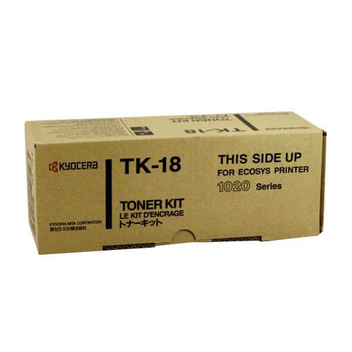 Toner Gr. 1304 (TK18) für CS115/1820/FS1018MFP/1020/1118 schwarz Pelikan 4200167 Produktbild Front View L