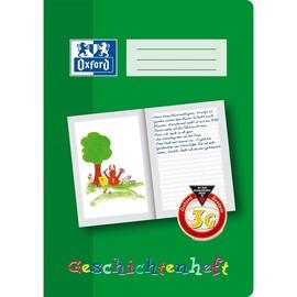 Geschichtenheft Oxford A4 Lineatur 3G 16Blatt 90g Optik Paper 100050093 Produktbild