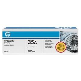 Toner 35A für Laser Jet P1005/1006/1007/1008 1500Seiten schwarz HP CB435A Produktbild