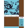 Heft starker Deckel A4 Lineatur 40 kariert mit Rahmen 32Blatt 80g holzfrei weiß Landré 100050060 Produktbild Additional View 1 S