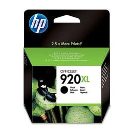 Tintenpatrone 920XL für OfficeJet 6000/7500 49ml schwarz HP CD975AE Produktbild