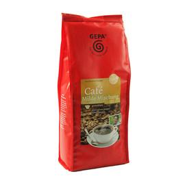 Kaffee Milde Mischung gemahlen mild GEPA 8950925 (PACK=500 GRAMM) Produktbild