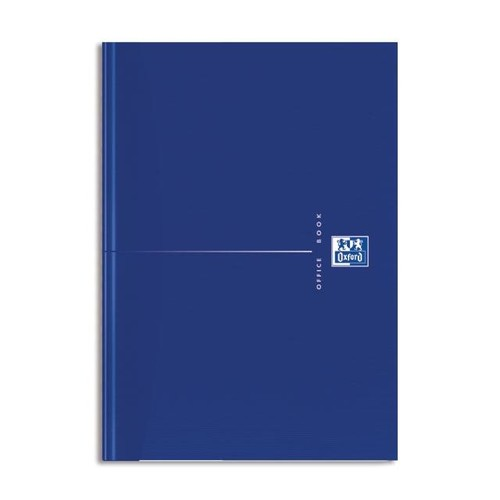 Gebundenes Buch Oxford Original Blue A5 kariert 96Blatt 90g Optik Paper weiß 100101749 Produktbild Additional View 1 L