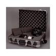 Multifunktionskoffer EXPLORER 46x33x16cm schwarz Aluminium Alumaxx 45132 Produktbild