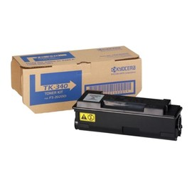 Toner TK-340 für FS2020 12000Seiten schwarz Kyocera 1T02J00EUC Produktbild