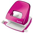 Locher NeXXt 5008 WOW bis 30Blatt pink metallic Metall Leitz 5008-10-23 Produktbild
