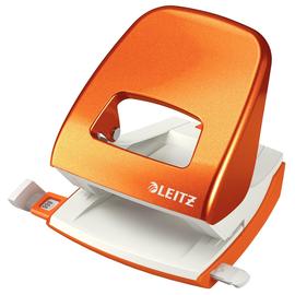 Locher NeXXt 5008 WOW bis 30Blatt orange metallic Metall Leitz 5008-10-44 Produktbild