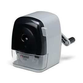 Spitzmaschine 133 manuell mit Kurbel bis ø 11mm silber/grau Dahle 00133 Produktbild