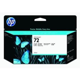 Tintenpatrone 72 für HP DesignJet T1100/T610 130ml FOTOschwarz HP C9370A Produktbild